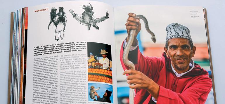 Le Maroc, de Tanger à Lagouira : un beau livre essentiel