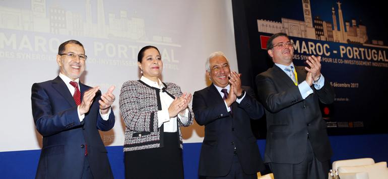 Le Maroc et le Portugal s'emploient à renforcer leur partenariat économique
