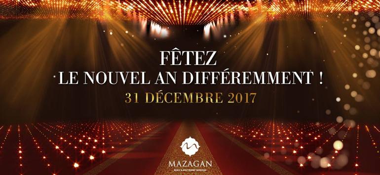 Mazagan Beach & Golf Resort fête le réveillon du Nouvel An