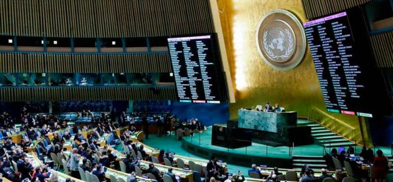 Al Qods: l'Assemblée générale de l'ONU adopte une résolution condamnant la décision de Trump