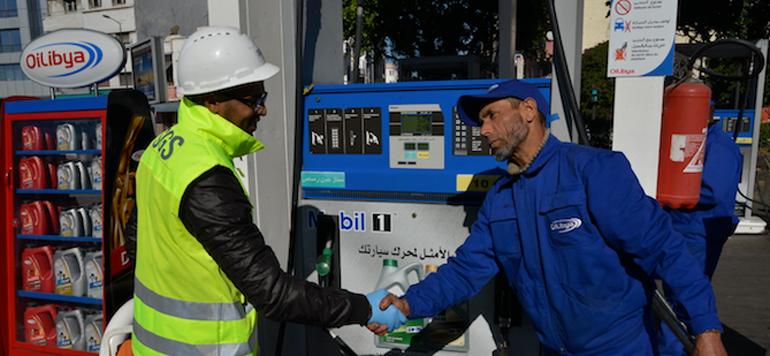 OilLibya s'équipe pour tester la qualité de son carburant