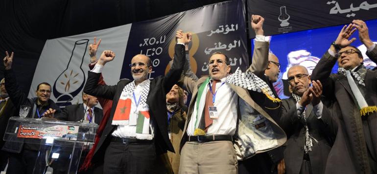 Saad-Eddine El Othmani, nouveau secrétaire général du PJD