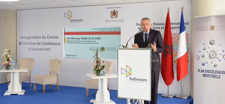 Sofrecom inaugure ses nouveaux locaux