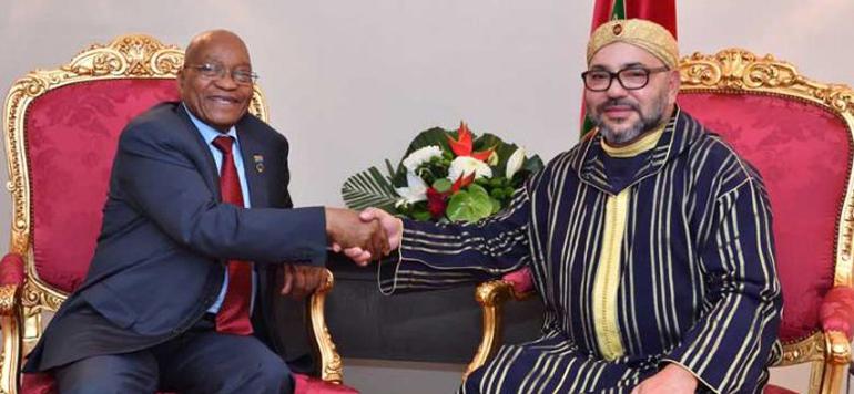 Sommet UA/UE : Le Président Zuma souligne l'importance de renforcer les relations avec le Maroc