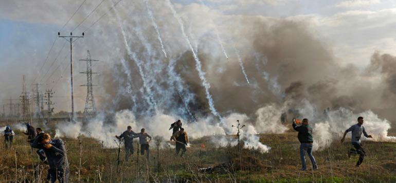 Un Palestinien tué par des soldats lors de heurts à Gaza