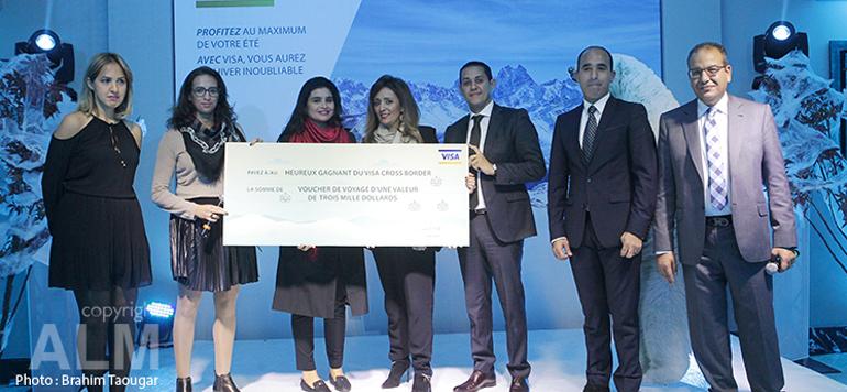 Dix gagnants dans la campagne #NotATourist de Visa