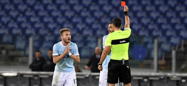 Football : les supporters de la Lazio attaquent en justice un arbitre