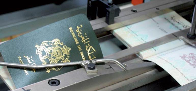 Le tarif du timbre sur passeport porté à 500 dhs