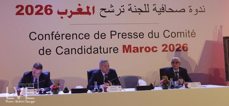 Coupe du monde : le Maroc 2026 en marche !
