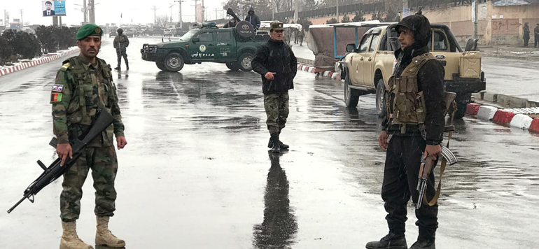 Afghanistan : Onze morts dans l'attaque contre l'armée afghane à Kaboul
