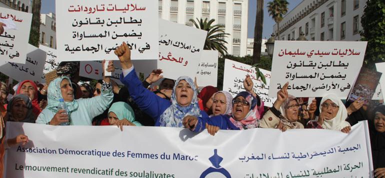 Soulaliyates : la caravane de la colère