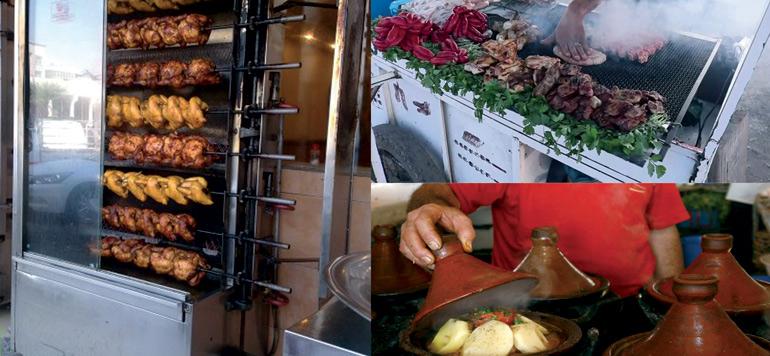 Hygiène alimentaire : A peine 100 contrôleurs  pour tous les restos et commerces de Casablanca !