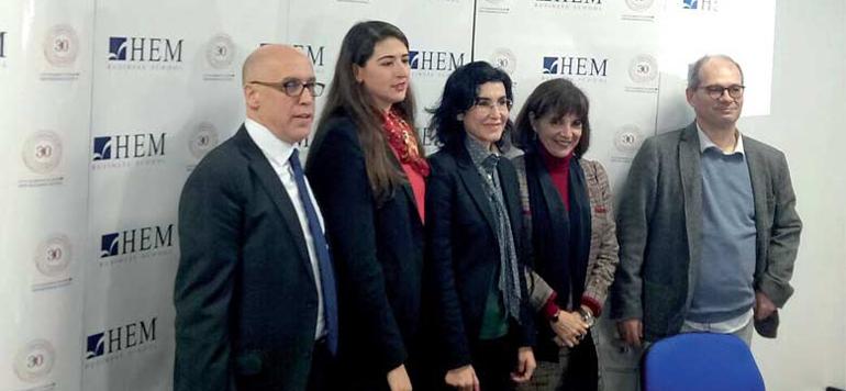 La Fondation HEM au chevet des enseignants