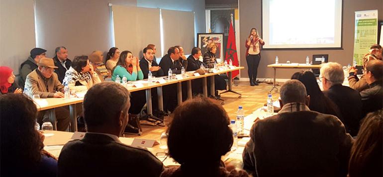 Rabat-Salé-Kénitra : Handicap International au chevet des femmes vulnérables