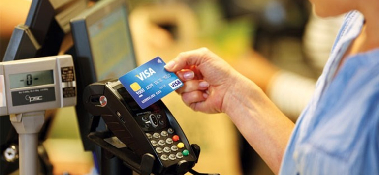 Le paiement sans contact de Visa désormais opérationnel