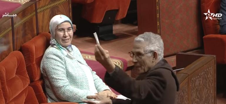Quand Daoudi s'essaie au show politique