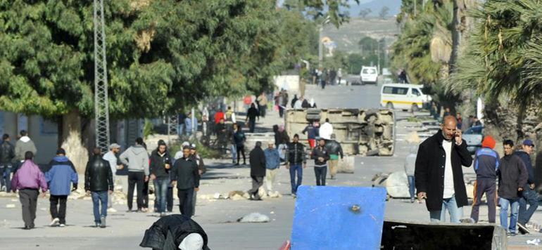 Tunisie : Plus de 773 personnes arrêtées depuis le début des troubles