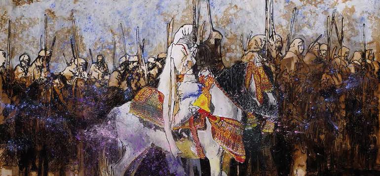 Miloudi Nouiga, à la poursuite d'un cheval de légende