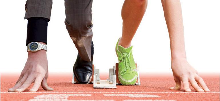 Bien-être : le sport s'invite dans le monde du travail