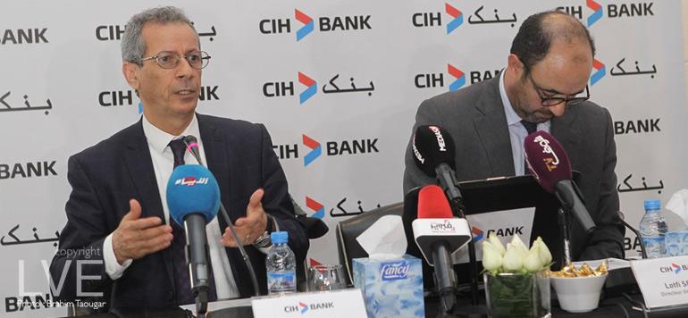 CIH Bank : Le Résultat net part au vert en 2017 malgré un contrôle fiscal