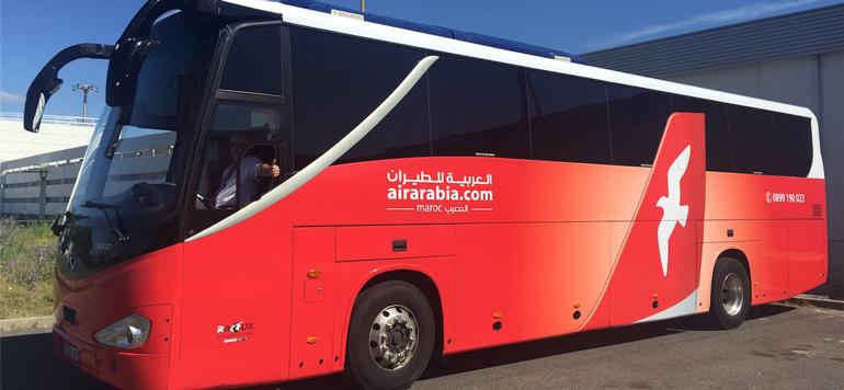 Air Arabia lance un service de navettes à Agadir