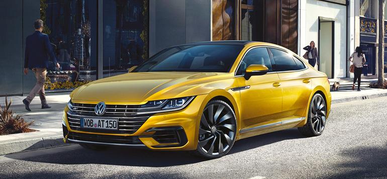 Arteon, le dernier-né de Volkswagen, débarque au Maroc