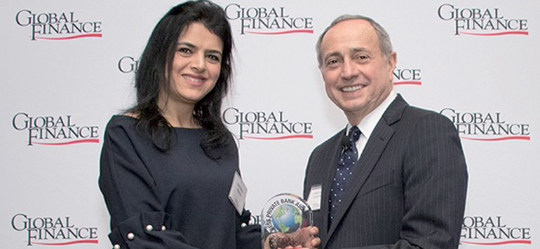 Attijariwafa bank remporte le prix de la meilleure banque privée