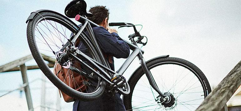 Bikehunter à Casablanca