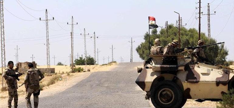Egypte: 28 terroristes tués au Sinaî