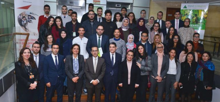 Injaz Al-Maghrib : 53 bénévoles d'Attijariwafa bank mobilisés