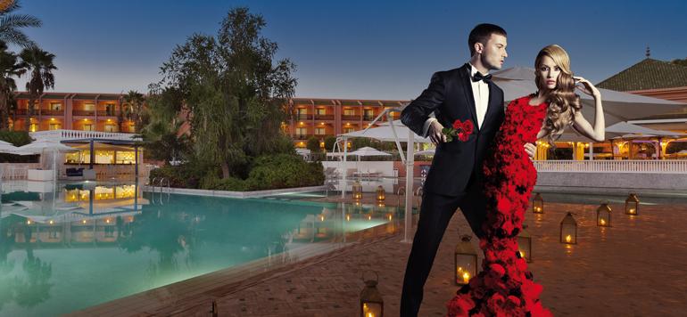 Les hôtels de luxe fêtent la Saint-Valentin