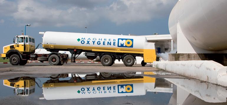 Maghreb Oxygène se renforce dans la production sur site