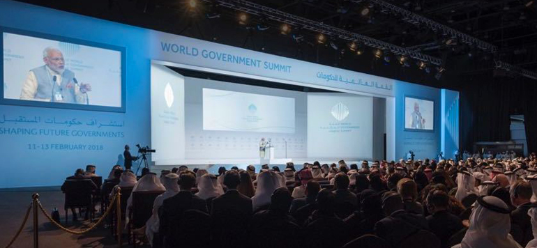 Dubaï : le Maroc participe au Sommet mondial des gouvernements