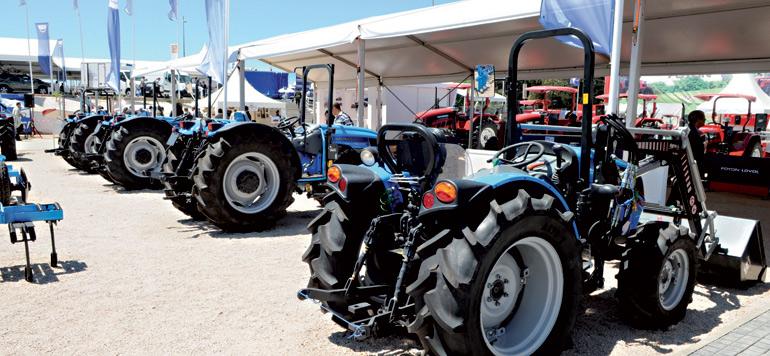 Matériel agricole : les ventes se redressent,  mais les difficultés persistent