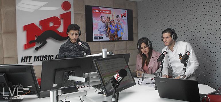 NRJ Maroc rajeunit le paysage audiovisuel
