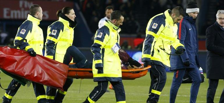 PSG : fissure osseuse pour Neymar