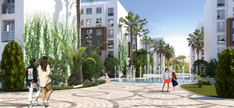 Palm Square, nouveau projet de Palm Immobilier