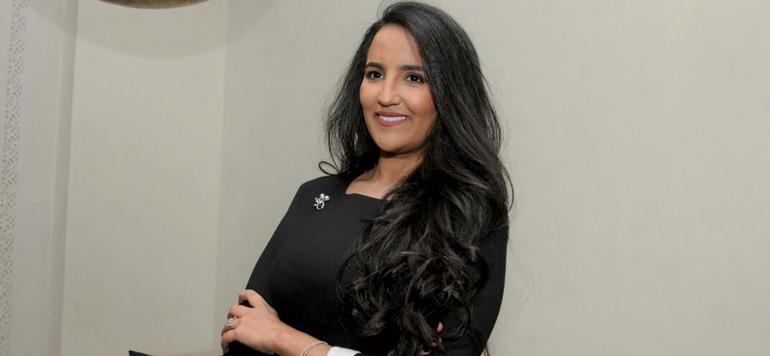 Siham El Faydi, entrepreneure culturelle
