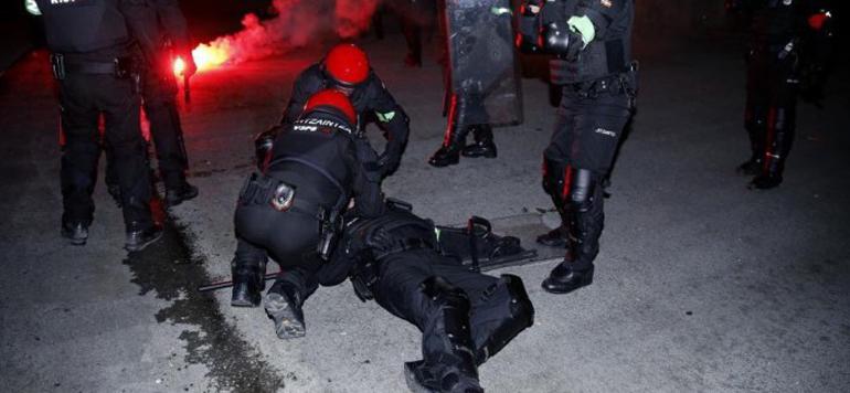 Espagne : un policier décède après des heurts avant le match Athletic Bilbao-Spartak Moscou