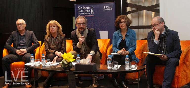 Une exceptionnelle saison culturelle de l'Institut français du Maroc