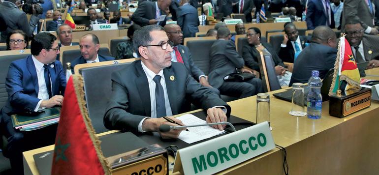 Union Africaine : un bilan positif pour le Maroc une année après son retour
