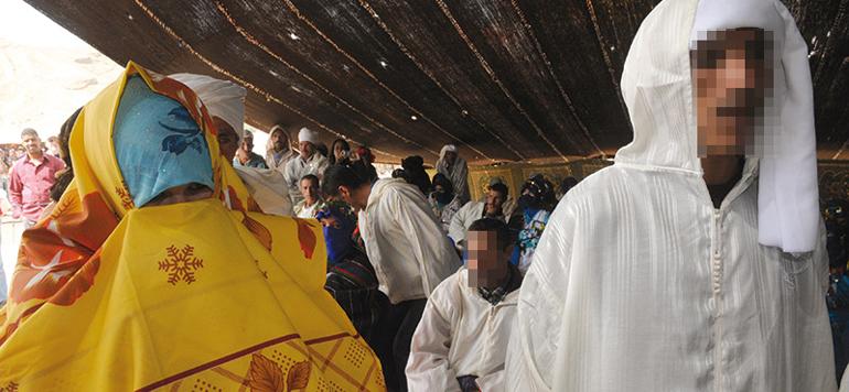 Mariage précoce des filles : les pratiques culturelles continuent de résister à la loi