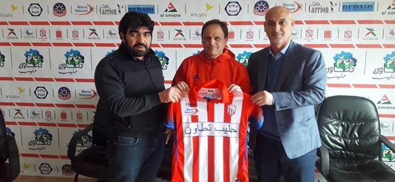 Abdelouahed Ben Hssain, nouvel entraîneur du MAT