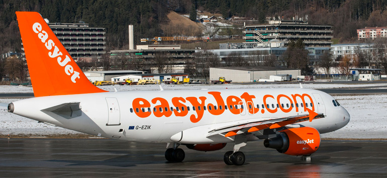 EasyJet confie la maintenance prédictive de sa flotte à Airbus