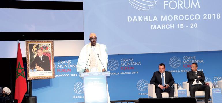 Forum Crans Montana de Dakhla, un pan convaincant du soft power marocain