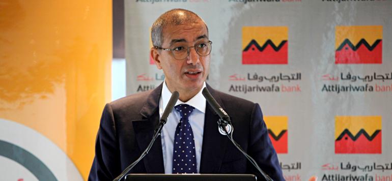 Hassan Bertal, directeur régional du Grand Casablanca du groupe Attijariwafa bank