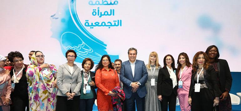 En vidéo : Le sommet de la femme Rniste à Marrakech