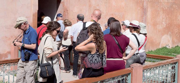 Le tourisme a fait preuve de vigueur au premier trimestre