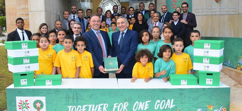 Coupe du monde 2026 : Elalamy satisfait de la visite de la Task Force
