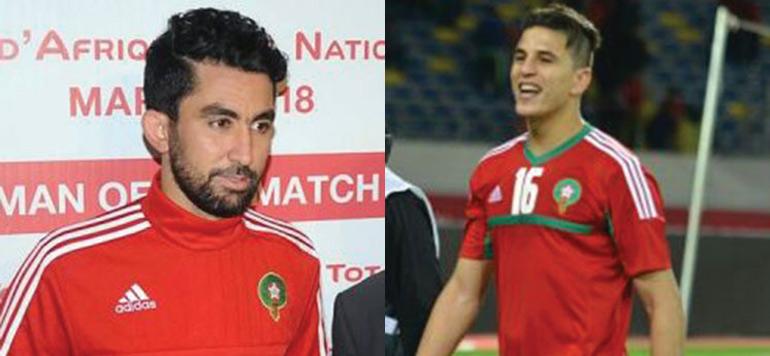 Amical Maroc-Ouzbékistan : Nahiri et Saidi convoqués par Hervé Renard